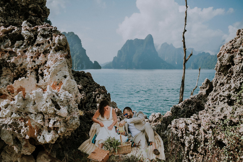 Tu Nguyen Wedding Khao Sok National Park Elopement Wedding Thailand Megg Neema-63.jpg
