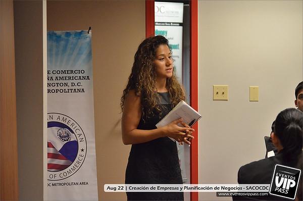 Ayuda para la Creación de Empresas y Planificación de Negocios - SACOCDC | Thu, Aug 22