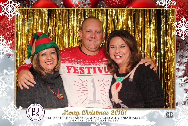 Berkishire Hathaway Homeservices Christmas Party