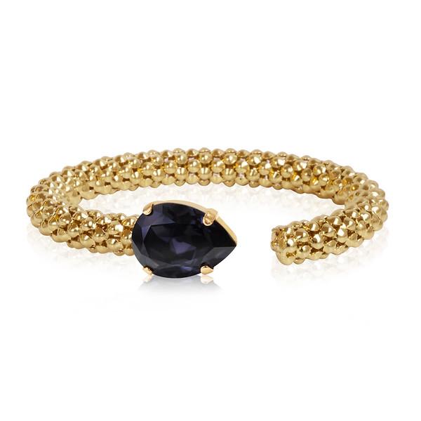 Classic Rope Bracelet : Graphite Gold.jpg