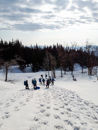 Grade 11 - Snow Expedition