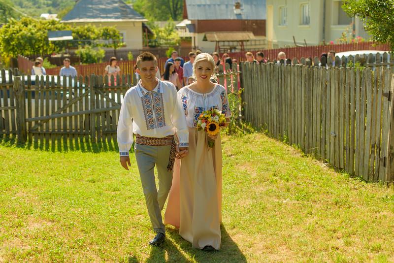 Petruta si Marius