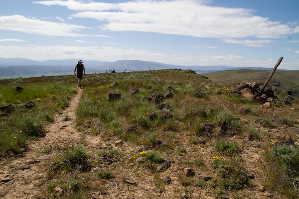 2017-05-08 Yakima Skyline Trail