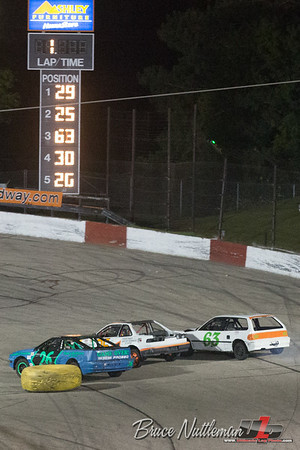 LaCrosse Speedway, August 9th, 2014