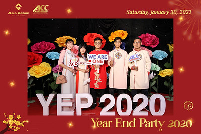 Event - ACC Year End Party 2020