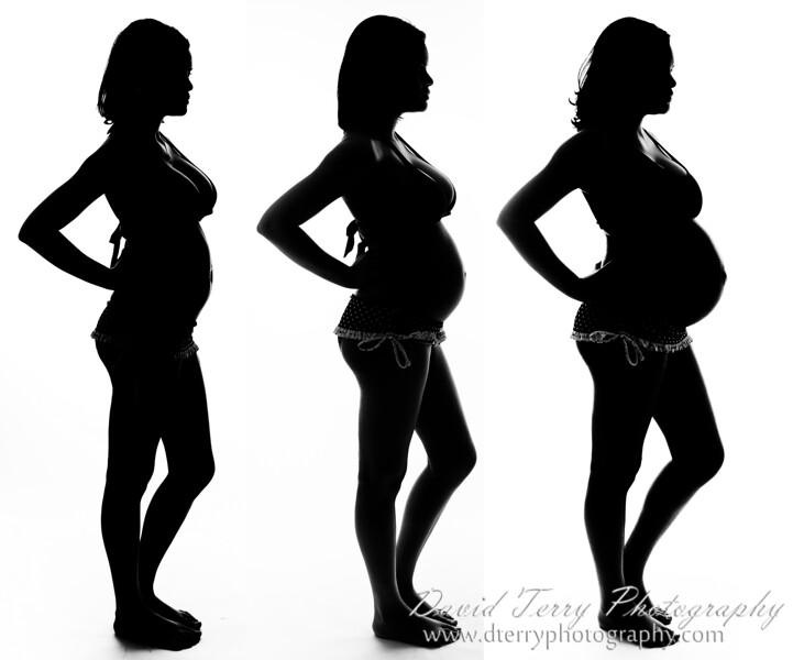 Progressive Maternity - Baby Bump - Pregnancy - David Terry Photography