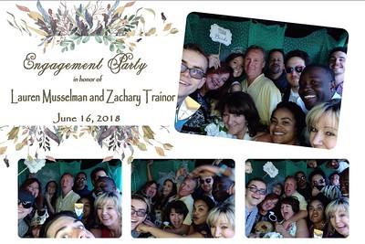 Lauren & Zachary's Engagement Party