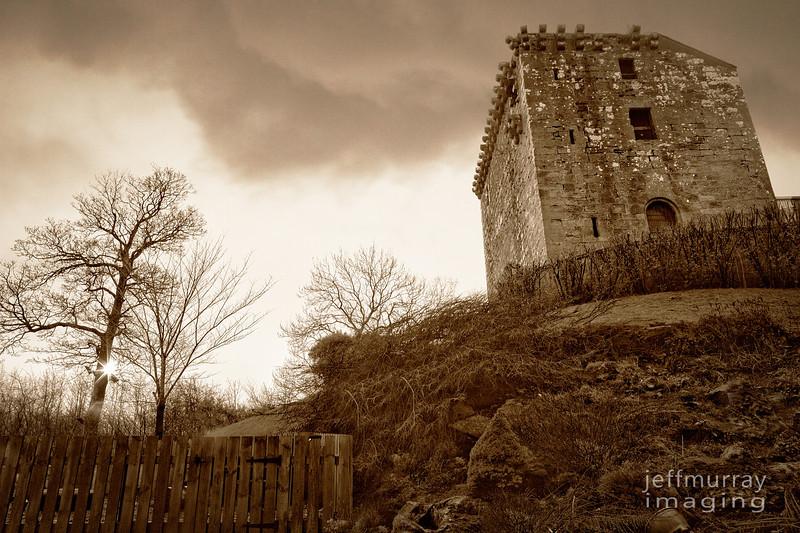 Mearns Castle.
