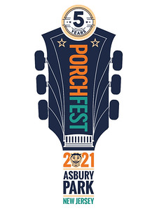 5th ANNUAL ASBURY PARK PORCHFEST SLATED FOR OCTOBER 2, 2021