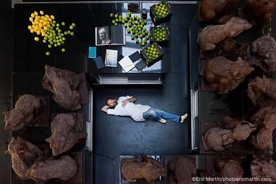 France. Le Chocolatier Patrick Roger