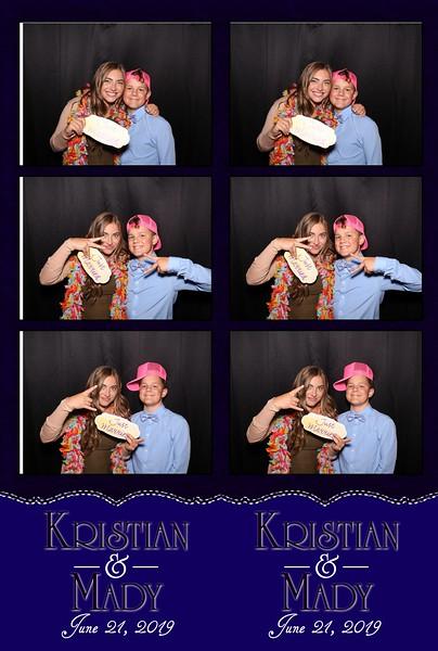 Kristen & Mady's Wedding (06/21/19)