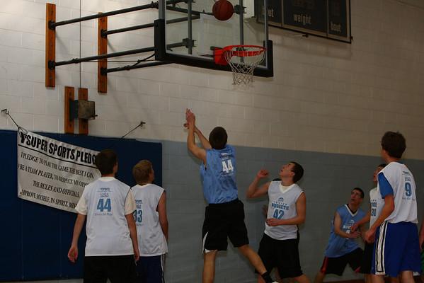 2009-2010 YMCA Basketball (Arnold Team)