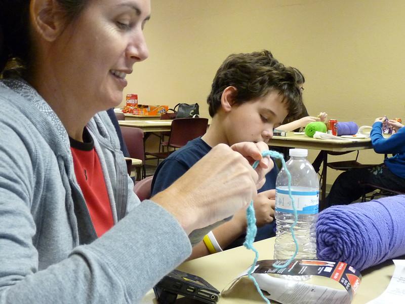 a crocheting family.jpg