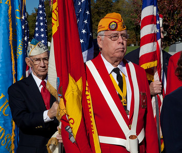 Veterans Day 2010 - Arlington Cemetery