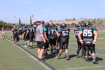 JV vs. Foothill