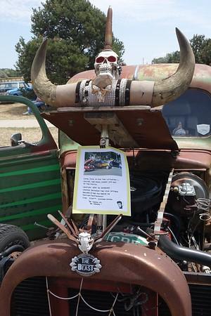 2020-08-02 Chenango Car Show