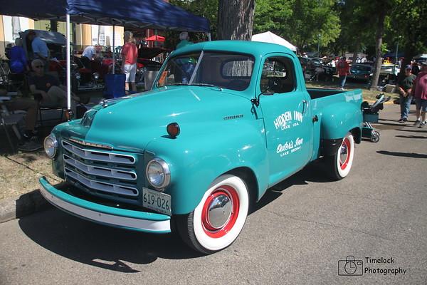52 Studebaker Pickup