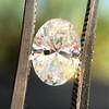 1.05ct Oval Cut Diamond GIA H SI1 8