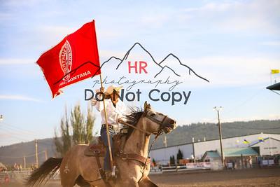 Northwest Montana Rodeo- Kalispell