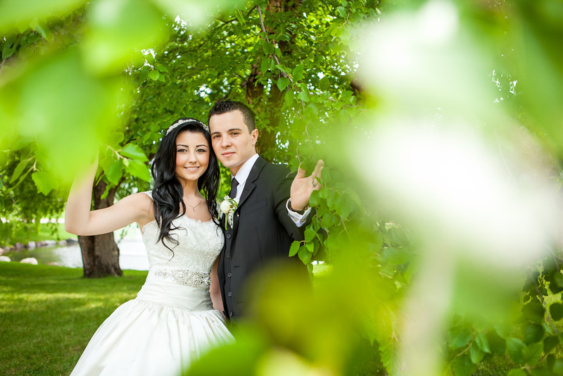 Slava & Nelly Married