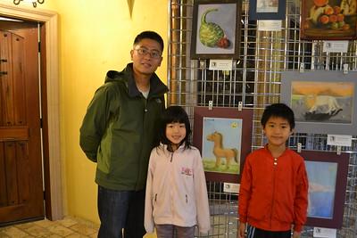 Art and Ice Cream at Kobeissi Properties