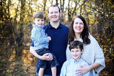 Smith Family Fall 2017