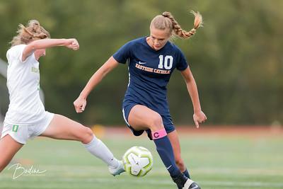 EC Girls' Soccer v. Bishop Blanchet