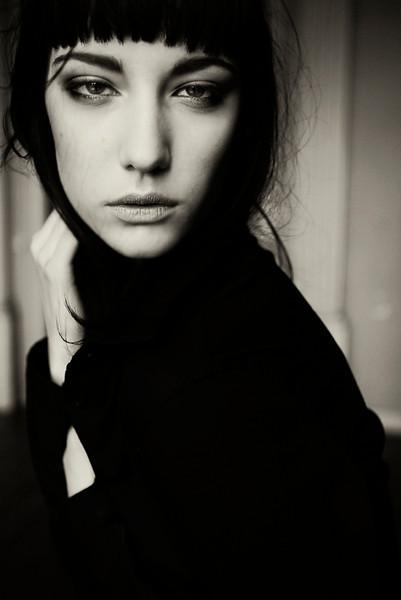 Contemporary Fashion Portraits