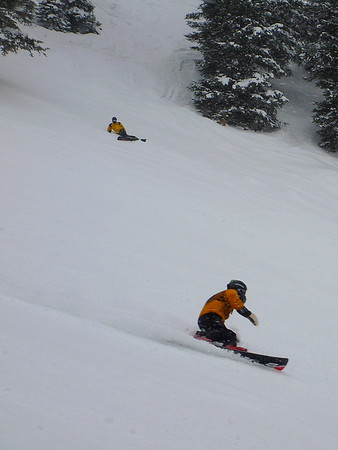 2012-2013 Snowboarding