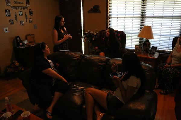 Sarah & Jessika Grad Party