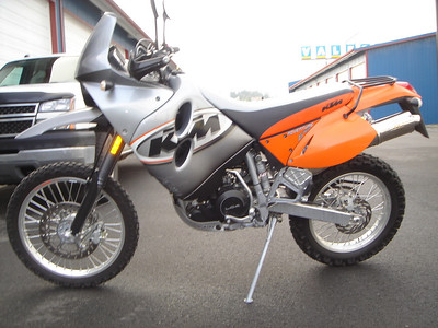 '02 KTM 640 Adventure