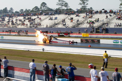 NHRA Gator Nationals 2013