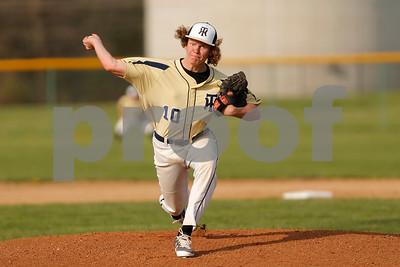 Crawfordsville vs Tri-West Baseball 4-17-17