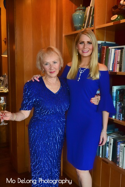 Patricia Lazor and Kristina Victor