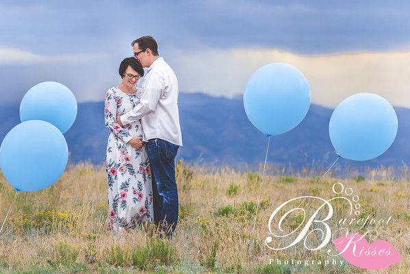 B AND B BABY ANNOUNCE