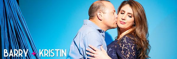 Barry + Kristin