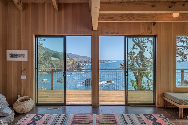 Living Room, South Coast View