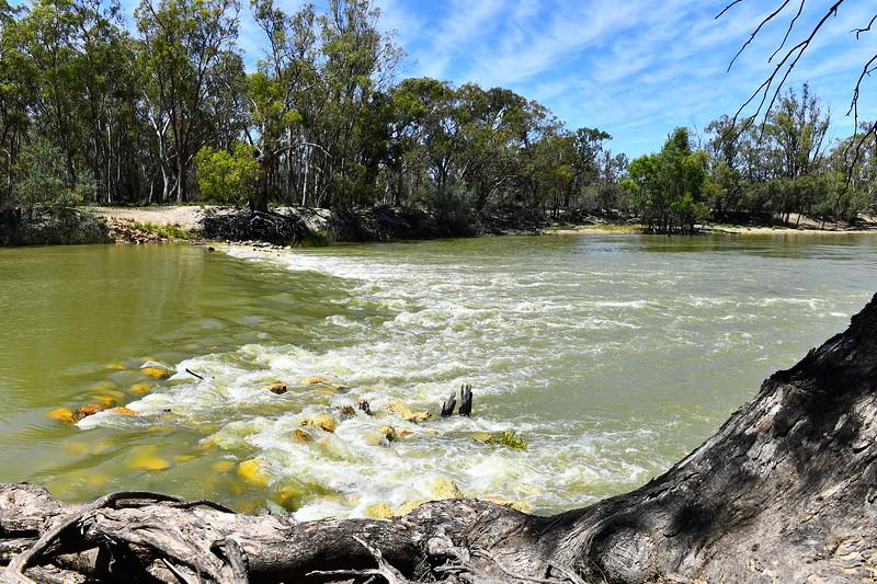 The Stone Weir
