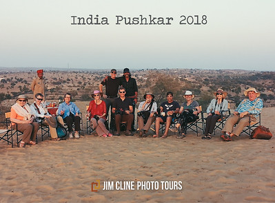 India Pushkar & the Taj Majal 2018