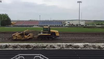 Athletic Field Construction