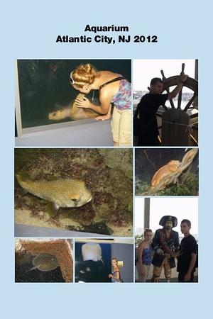NJ, Atlantic City - Aquarium