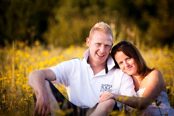 Julie & Chris - Pre Wedding