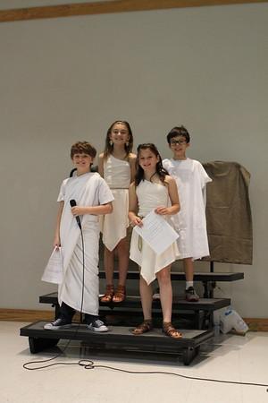 5th Grade Greek Plays - March 9, 2018