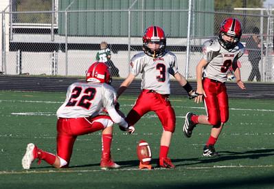 Game 8 Bulldogs vs Texans