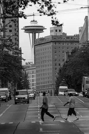 Seattle Trip #1 - Summer 2010
