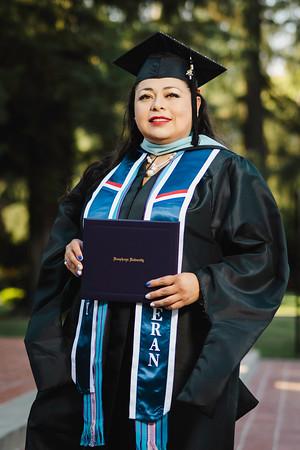 Vicky Graduation