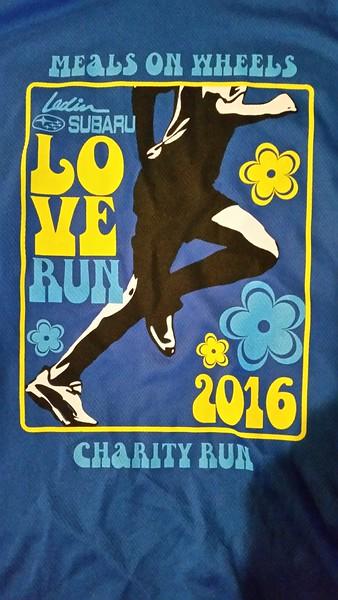 Love Run HM Turnaround