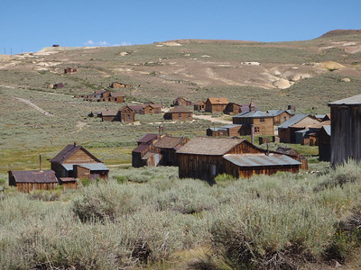 ~ Bodie Ghost Town ~