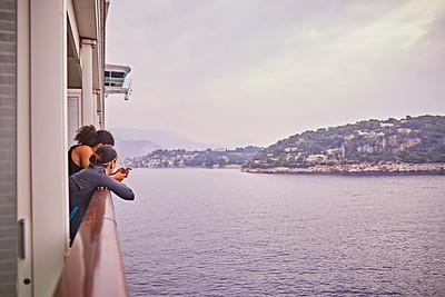 Monte Carlo Excursion
