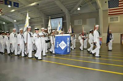 Naval Training Command Graduation
